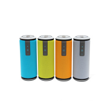 Cylinder Shape Professional Mini Portable Bluetooth Wireless Speaker